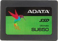 "Накопитель SSD A-Data SATA III 120Gb ASU650SS-120GT-C Ultimate SU650 2.5"""