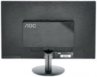 "Монитор AOC 23.6"" Value Line M2470SWH(/01) черный MVA LED 16:9 HDMI M/M матовая 250cd 1920x1080 D-Sub FHD 3.58кг"