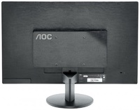 "Монитор AOC 23.6"" Value Line M2470SWH(00/01) черный MVA LED 16:9 HDMI M/M матовая 250cd 1920x1080 D-Sub FHD 3.58кг"