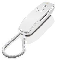 Телефон проводной Gigaset DA210 белый