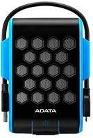 """Жесткий диск A-Data USB 3.0 1Tb AHD720-1TU3-CBL HD720 DashDrive Durable (5400rpm) 2.5"""" синий"""