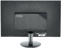 "Монитор AOC 23.6"" Value Line E2470Swh (/01) черный TN+film LED 16:9 DVI HDMI M/M матовая 250cd 1920x1080 D-Sub FHD"