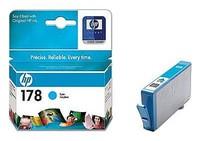 Картридж струйный HP №178 CB318HE голубой (300стр.) для HP C5383/C6383/B8553/D5463