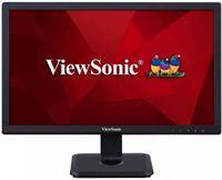 "Монитор ViewSonic 18.5"" VA1901a черный TN LED 5ms 16:9 матовая 600:1 200cd 90гр/65гр 1366x768 D-Sub HD READY 2кг"