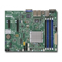 "Платформа SuperMicro SYS-5018A-MLTN4 1xC2550 3.5"" 1G 4P 1x200W"