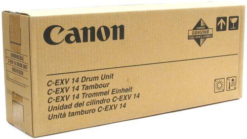 Фотобарабан (Drum) Canon C-EXV14 ч/б.печ.:55000стр монохромный (копиры) для iR2016/2020 (0385B002BA 000)