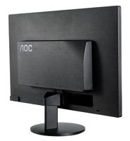 """Монитор AOC 23.6"""" Value Line E2470Swda(/01) черный TN+film LED 5ms 16:9 DVI M/M матовая 250cd 1920x1080 D-Sub FHD"""
