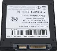 """Накопитель SSD Plextor SATA III 120Gb PH6-CE120-G LiteOn MU 3 2.5"""""""