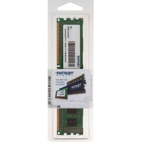 Память DDR3 2Gb 1600MHz Patriot PSD32G16002 RTL PC3-12800 CL11 DIMM 240-pin 1.5В