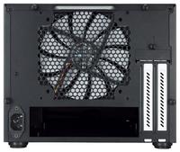 Корпус Fractal Design Core 500 черный без БП miniITX 2x120mm 2x140mm 2xUSB3.0 audio bott PSU