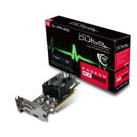 Видеокарта Sapphire PCI-E 11268-09-20G RX 550 4G PULSE AMD Radeon RX 550 4096Mb 128bit GDDR5 1206/6000 DVIx1/HDMIx1/DPx1/HDCP Ret low profile