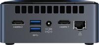 Платформа Intel NUC L10 Original BOXNUC8i3CYSN2