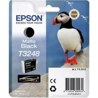 Картридж струйный Epson T3248 C13T32484010 черный матовый (14мл) для Epson SureColor SC-P400