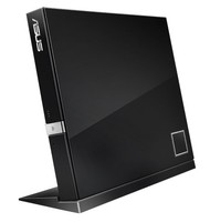 Привод Blu-Ray Asus SBW-06D2X-U/BLK/G/AS черный USB slim внешний RTL