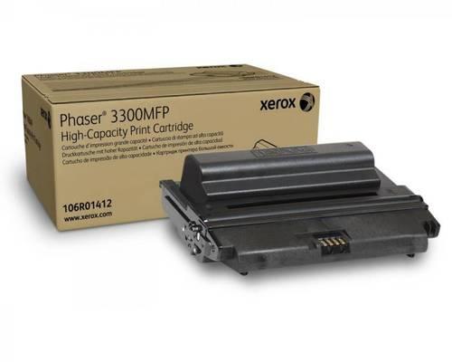 Тонер Картридж Xerox 106R01412 черный (8000стр.) для Xerox Ph 3300