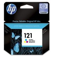 Картридж струйный HP №121 CC643HE многоцветный (165стр.) для HP F4283/D2563