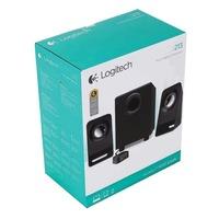 Колонки Logitech Z213 2.1 черный 7Вт