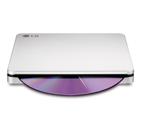 Привод DVD-RW LG GP70NS50 серебристый USB ultra slim M-Disk Mac внешний RTL