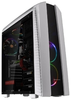 Корпус Thermaltake Versa N27 белый без БП ATX 5x120mm 2xUSB2.0 1xUSB3.0 audio bott PSU