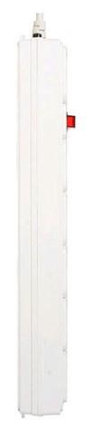 Сетевой фильтр Powercube SPG-B-10-WHITE 3м (5 розеток) белый (коробка)
