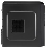 Корпус Aerocool V2X черный/красный без БП ATX 1x92mm 2xUSB2.0 1xUSB3.0 audio