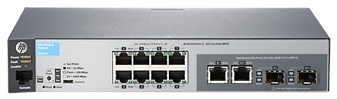 Коммутатор HPE Aruba 2530 J9783A 8x100Mb