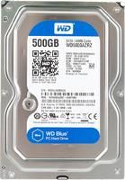 "Жесткий диск WD Original SATA-III 500Gb WD5000AZRZ Blue (5400rpm) 64Mb 3.5"""