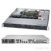 Платформа SuperMicro SYS-5019S-MR RAID 2x400W (SYS-5019S-MR)
