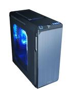 Корпус Zalman Z9 NEO черный без БП ATX 3x120mm 2x140mm 2xUSB2.0 2xUSB3.0 audio bott PSU