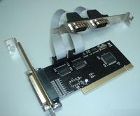 Контроллер PCI WCH353 1xLPT 2xCOM Bulk