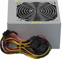Блок питания Accord ATX 400W ACC-400W-12 (24+4pin) 120mm fan 4xSATA