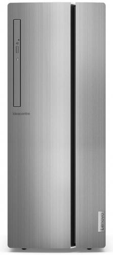 ПК Lenovo IdeaCentre 510-15ICB MT i5 8400 (2.8)/12Gb/1Tb 7.2k/SSD256Gb/GTX1050Ti 4Gb/DVDRW/CR/Windows 10/GbitEth/210W/серебристый
