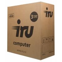 ПК IRU Office 313 MT i3 7100 (3.9)/8Gb/SSD120Gb/HDG630/Windows 10 Professional 64/GbitEth/400W/черный