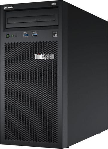 Сервер Lenovo ThinkSystem ST50 1xE-2144G 1x8Gb 2x1Tb 7.2K RW 1x250W 1Y War (7Y49A03XEA)