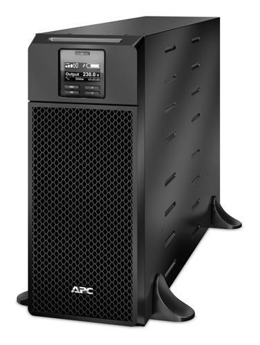 Источник бесперебойного питания APC Smart-UPS SRT SRT6KXLI 6000Вт 6000ВА черный