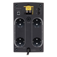 Источник бесперебойного питания APC Back-UPS BX800CI-RS 480Вт 800ВА черный