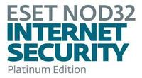 Программное Обеспечение Eset NOD32 NOD32 Internet Security Platinum Edition 3 устройства 2Y Box (NOD32-EIS-NS(BOX)-2-3)