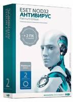ПО Eset NOD32 Антивирус Platinum Edition 3-Desktop 2 years Box (NOD32-ENA-NS(BOX)-2-1)