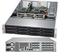 "Сервер SuperMicro SYS-6029P-WTRT 2x4210R 2x32Gb 12x1Tb 7.2K 3.5"" SATA 2x512Gb M.2 SSD C622 10G 2P+10G 2P SFP+ 2x1200W"