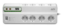 Сетевой фильтр APC PMF83VT-RS 3м (8 розеток) белый