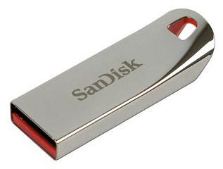 Флеш Диск Sandisk 64Gb Cruzer Force SDCZ71-064G-B35 USB2.0 серебристый