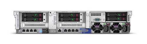 "Сервер HPE ProLiant DL380 Gen10 1x4215R 1x32Gb x8 2.5"" S100i 10G 2P 1x800W (P24848-B21)"