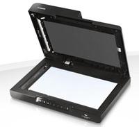 Сканер Canon DR-F120 (9017B003) A4 черный