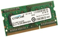 Память DDR3L 2Gb 1333MHz Crucial CT25664BF1339 RTL PC3-10600 CL9 SO-DIMM 204-pin 1.35В