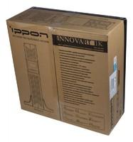 Источник бесперебойного питания Ippon Innova RT 1000 900Вт 1000ВА черный