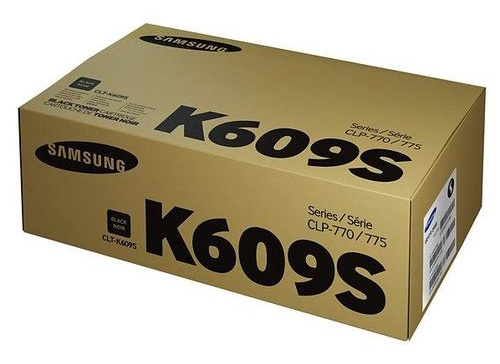 Тонер Картридж Samsung CLT-K609S SU220A черный (7000стр.) для Samsung CLP-770ND
