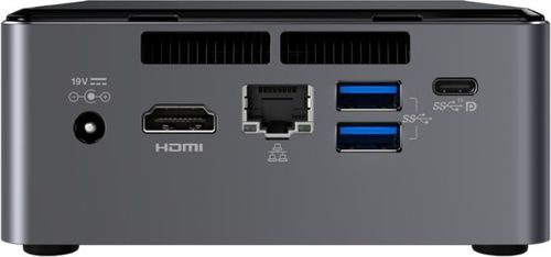 Платформа Intel NUC L10 Optane Original BOXNUC7i3BNHXF 4Gb HDD1000Gb Opt16Gb 2xDDR4