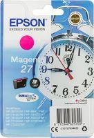 Картридж струйный Epson T2702 C13T27034022 пурпурный (300стр.) (3.6мл) для Epson WF7110/7610/7620