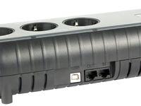 Источник бесперебойного питания Powercom WOW 850U 425Вт 850ВА черный