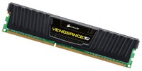 Память DDR3 4Gb 1600MHz Corsair CML4GX3M1X1600C7 RTL PC3-12800 CL7 DIMM 240-pin 1.5В